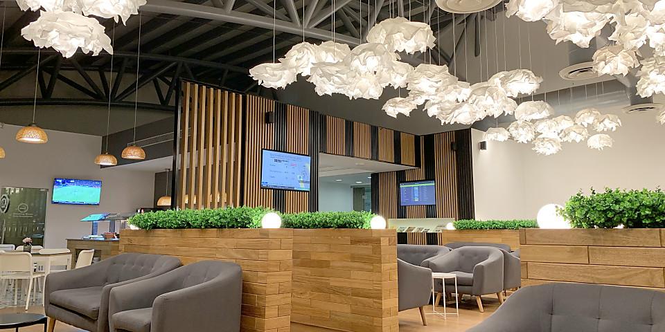 SDQ: Sala VIP Caribe Reviews & Photos - Terminal A, Las Americas