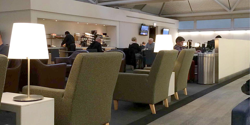 United Airlines United Club (Gate B6) (ORD)