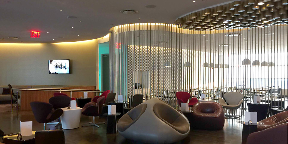 Virgin Atlantic JFK Clubhouse (JFK)