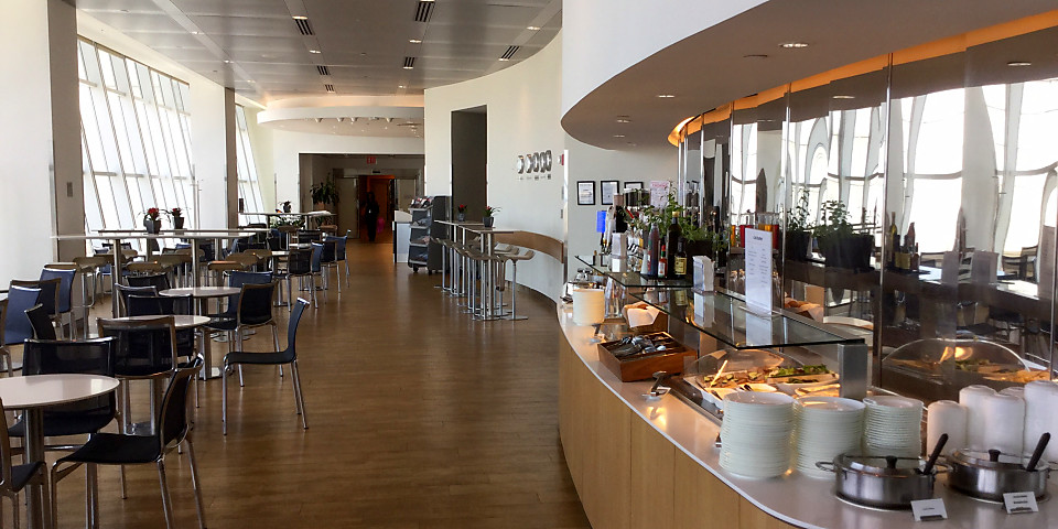 Lufthansa Business Lounge (JFK)