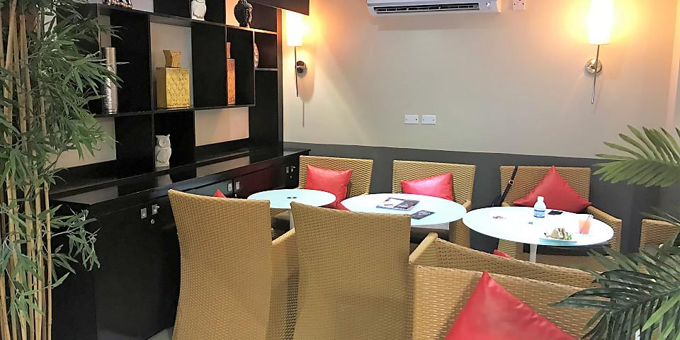 Club Mobay Arrivals Lounge (MBJ)