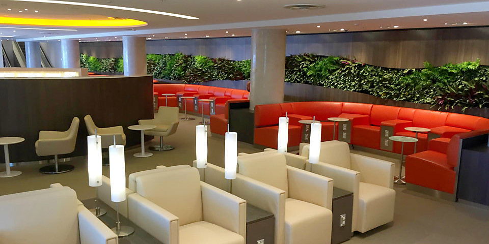 SkyTeam Lounge (SYD)