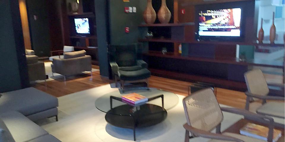 Bradesco Cartões Lounge (GRU)
