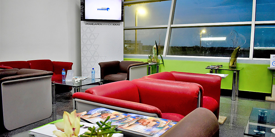 Sala VIP Caribe (SDQ)