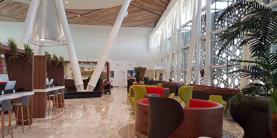 Pearl Lounge (Departures) (RAK)