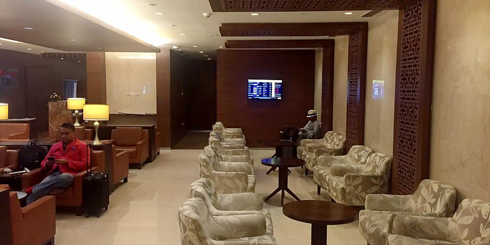 Air India Maharajah Lounge (DEL)