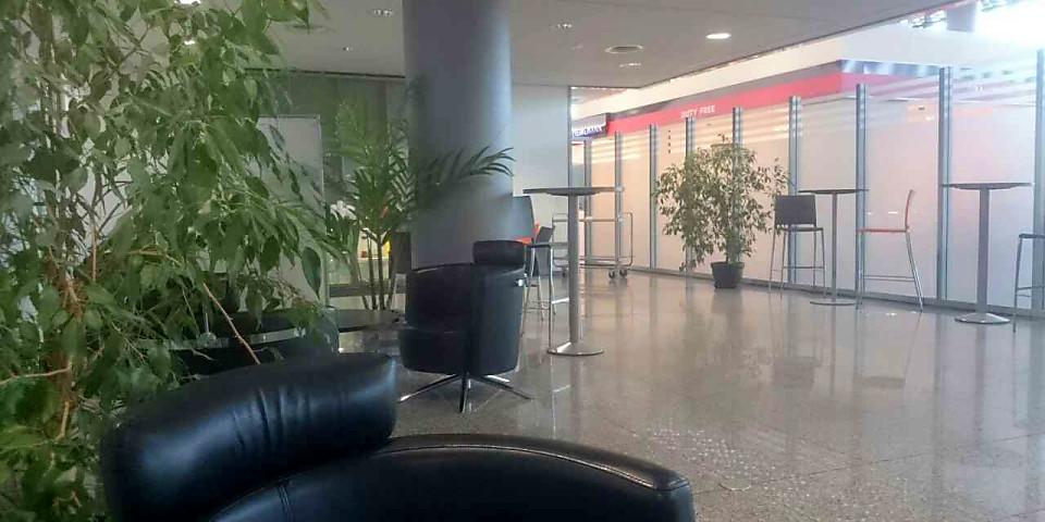 Hannover Club Lounge (HAJ)