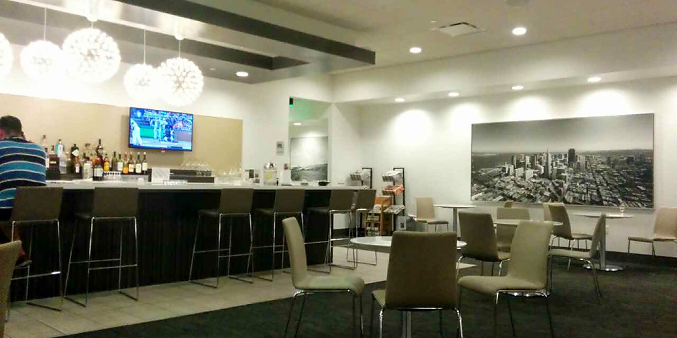 United Airlines United Club (Temporary Location) (SFO)