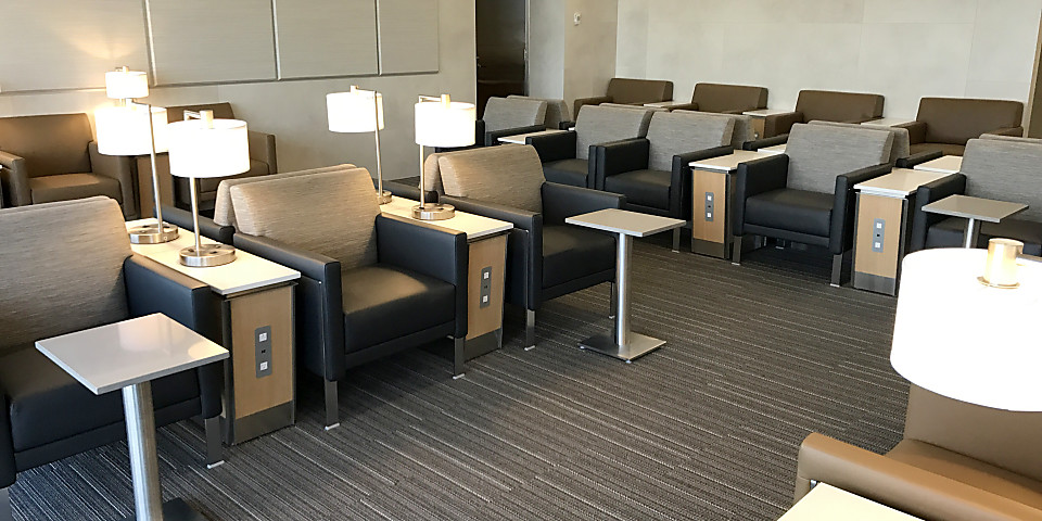 American Airlines Flagship Lounge (ORD)