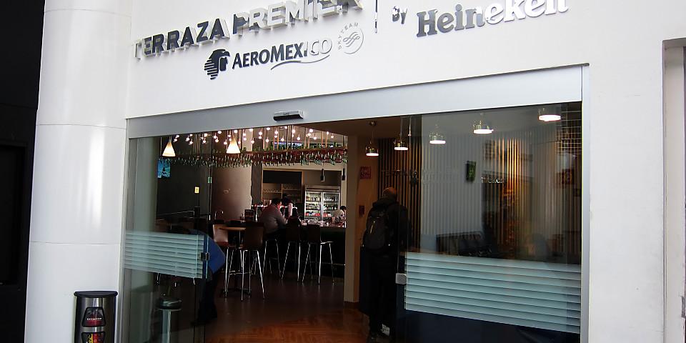 Mex Terraza Premier Aeromexico By Heineken Reviews Photos