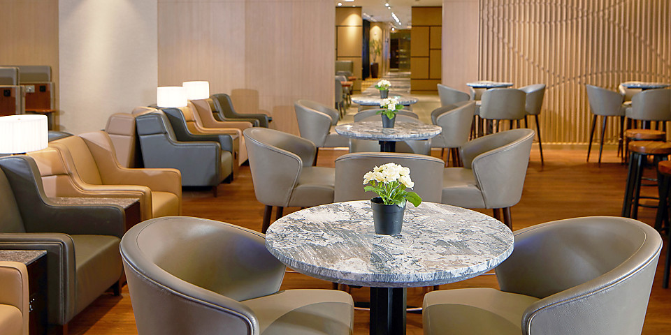 Al Dhabi Lounge by Plaza Premium Lounge (AUH)