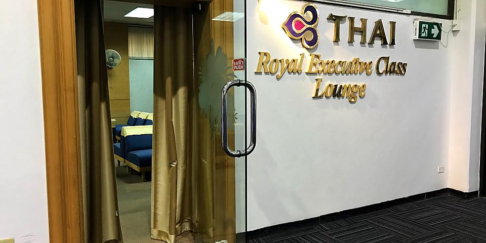 Thai Airways Royal Silk Lounge (CEI)