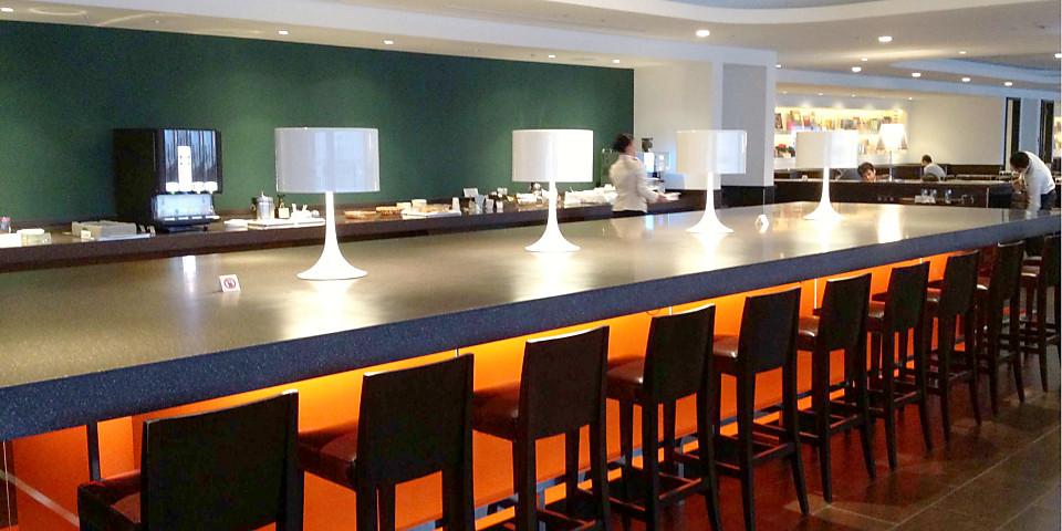 Japan Airlines Sakura Lounge (North Wing) (HND)
