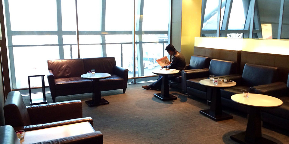 Thai Airways Royal Orchid Lounge (BKK)