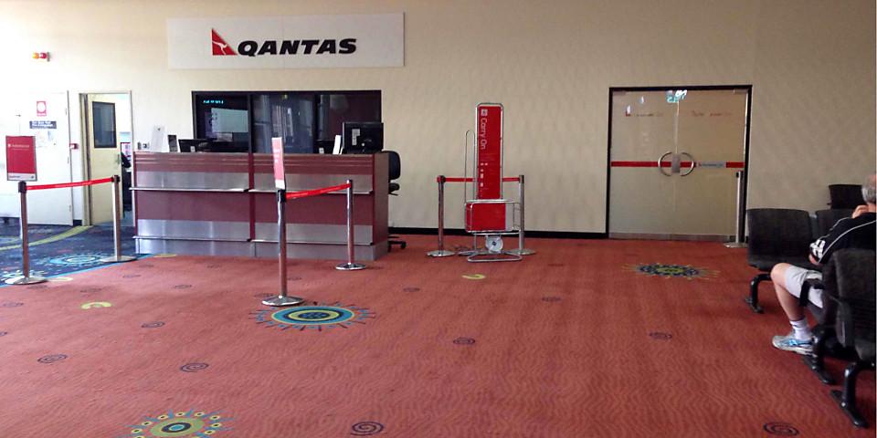 Qantas Airways The Qantas Club (ASP)