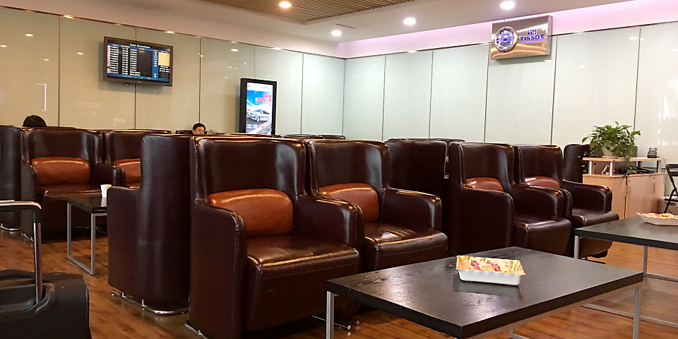 Chengdu Airport First Class Lounge (Gate 169) (CTU)