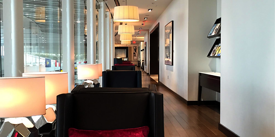 British Airways Galleries Lounge (Priority Pass) (IAD)