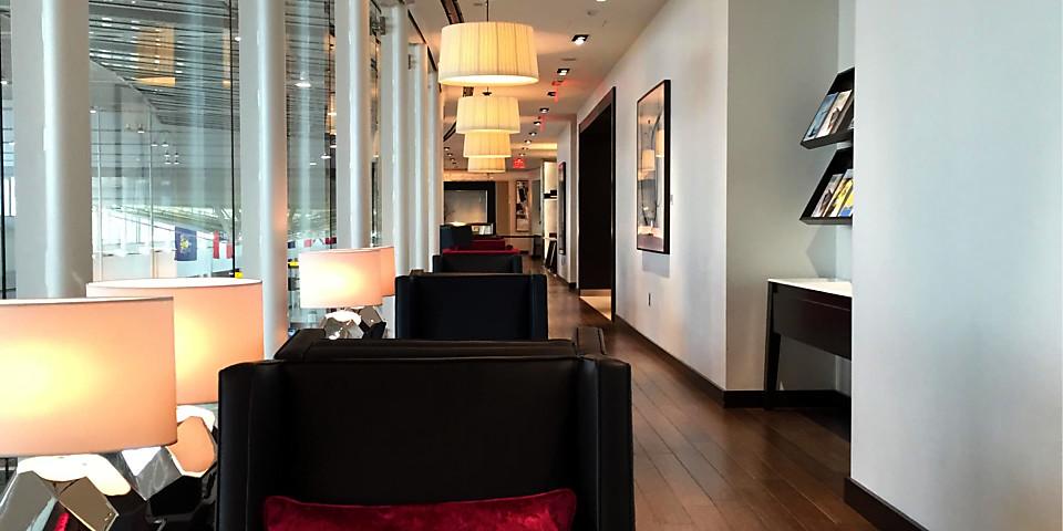 British Airways Galleries Lounge (Priority Pass) (IAD)