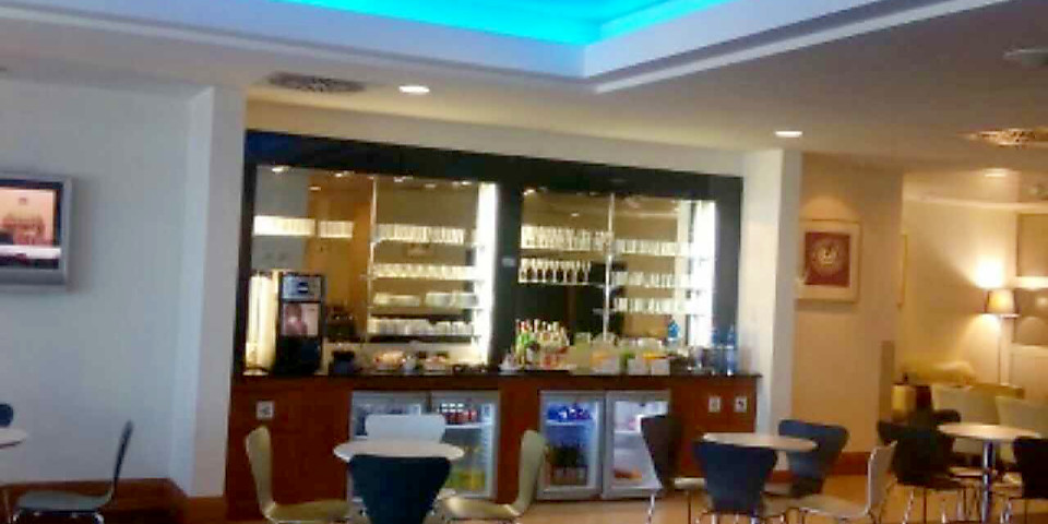 British Airways Lounge (FCO)
