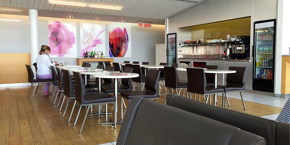 Air France/KLM Lounge (YUL)
