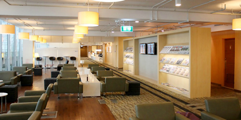 Miracle Business Class Lounge (Level 3) (BKK)