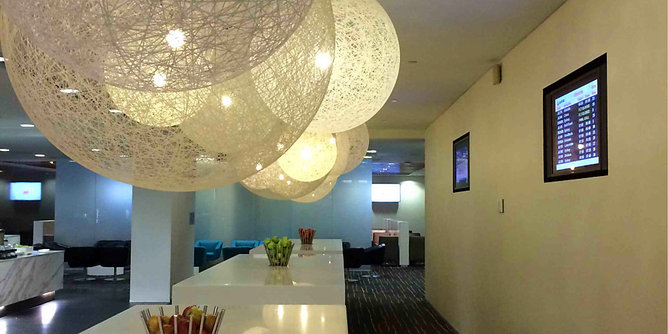 Qantas Airways Domestic Business Lounge (MEL)