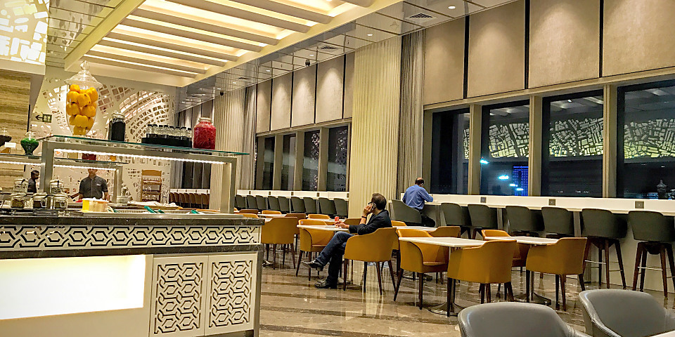 GVK Lounge (East Wing) (BOM)