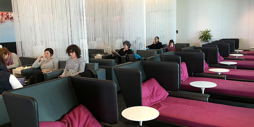 Air New Zealand Domestic Lounge (AKL)