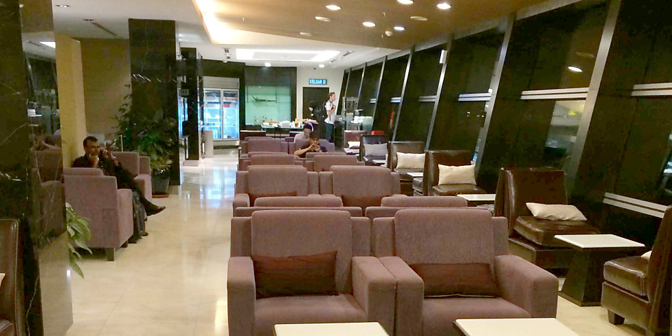 Thai Airways Royal Silk Lounge (KUL)