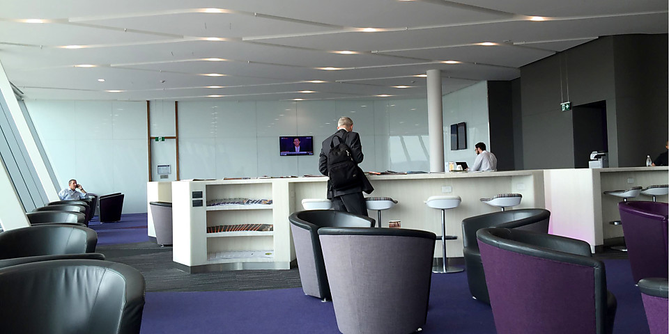 Virgin Australia Lounge (CBR)
