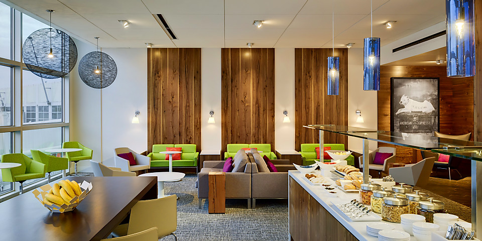 The Centurion Lounge (SEA)