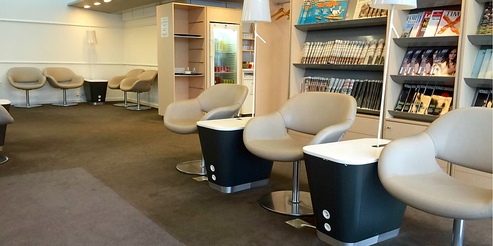 Air France/KLM Lounge (GVA)