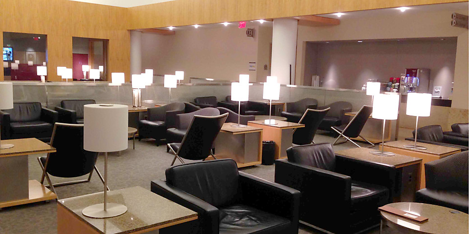 American Airlines Admirals Club (Closed For Renovations) (DFW)
