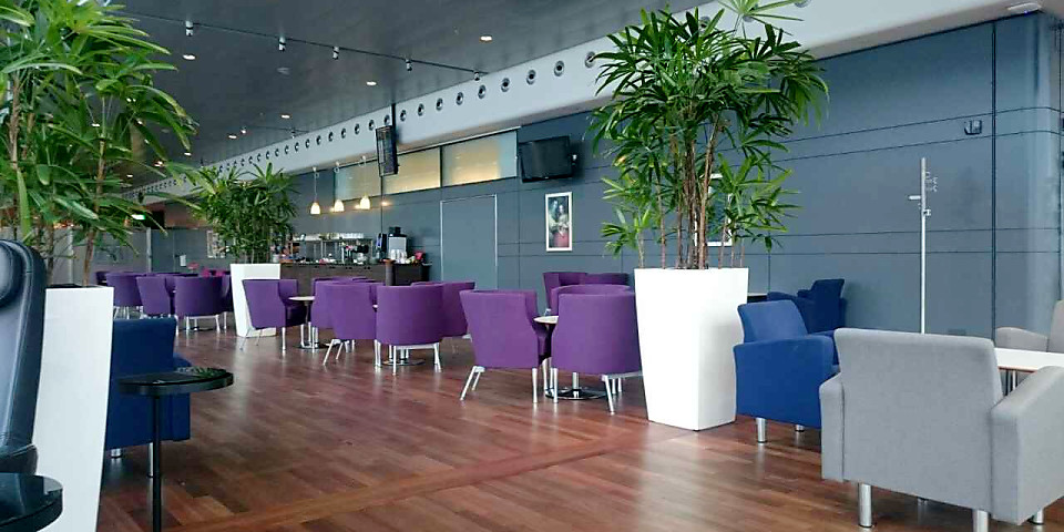 Menzies Executive Lounge (ARN)