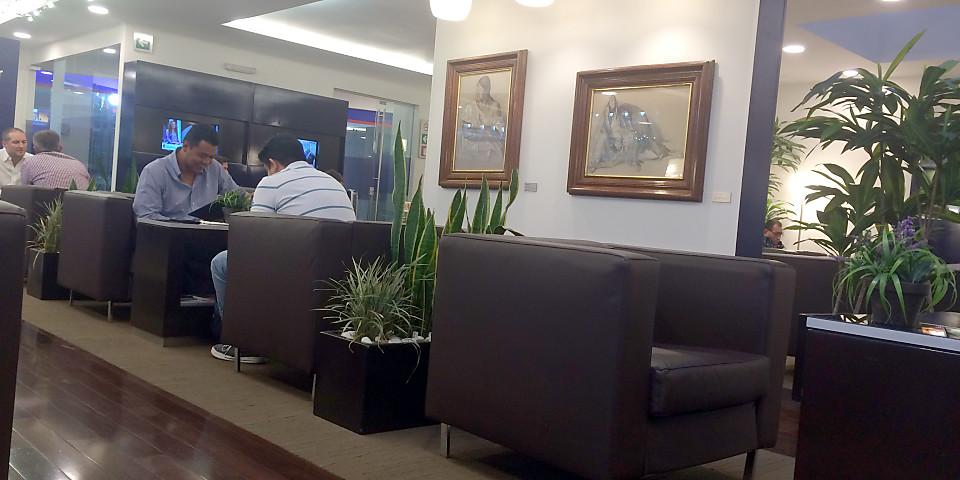HSBC Premier Lounge (MEX)