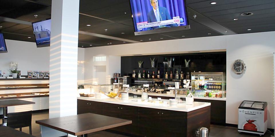 SWISS Senator Lounge (ZRH)