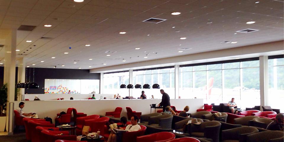 Qantas Airways The Qantas Club (CNS)