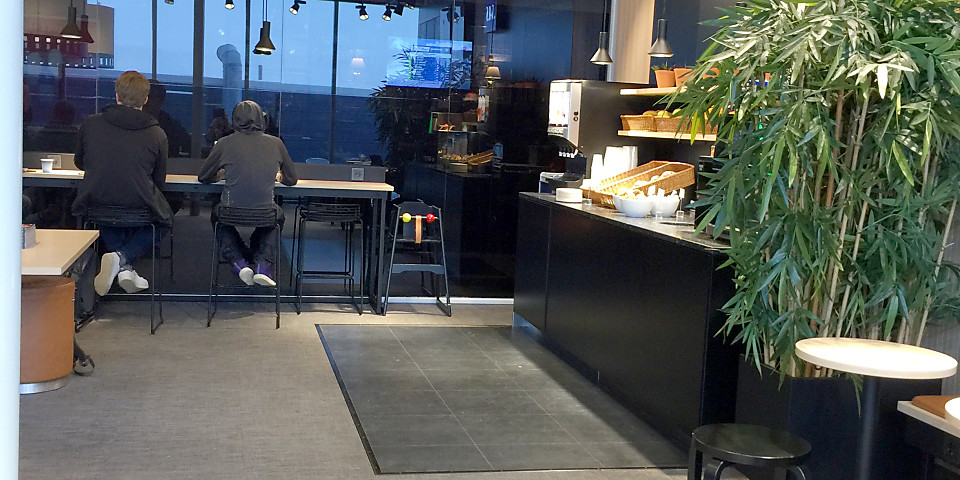 SAS Café Lounge (TOS)