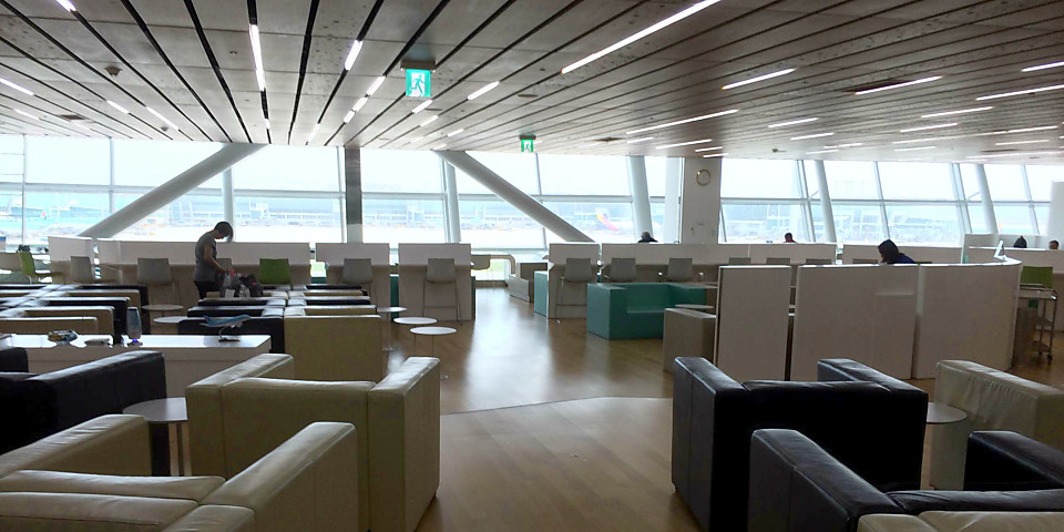 Korean Air KAL Lounge (ICN)