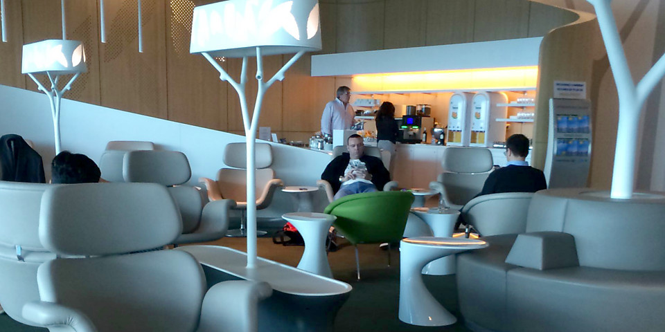 Air France Lounge (Concourse M) (CDG)