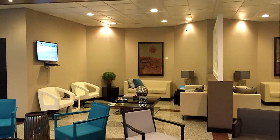 Sala VIP American Express/Banco del Progreso (SDQ)