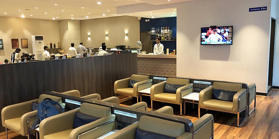 TFS Travel Club Lounge (MAA)