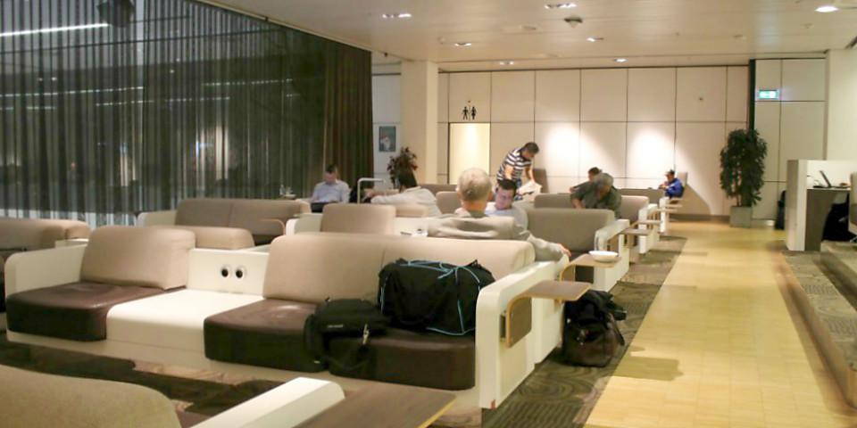 Aspire Lounge (26) (Schengen) (AMS)