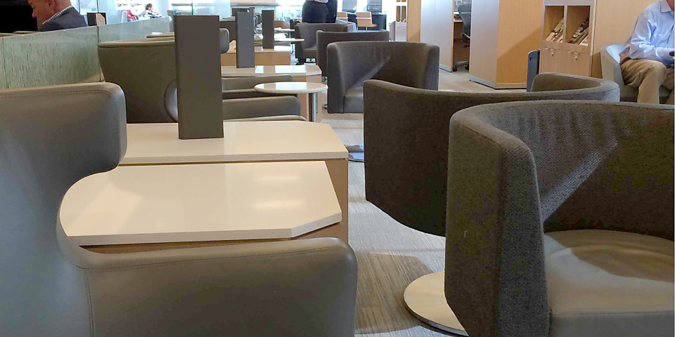 American Airlines Admirals Club (STL)
