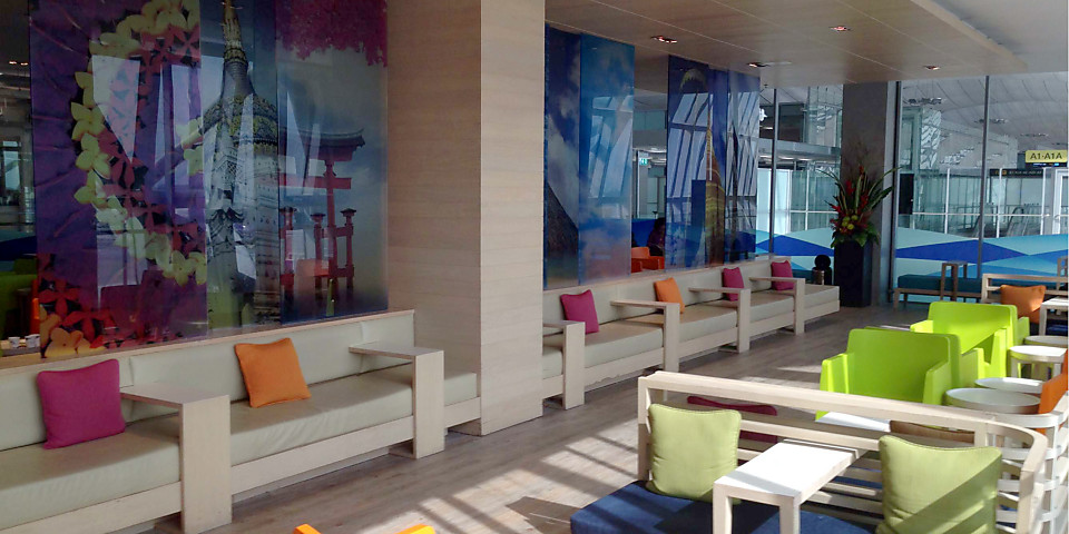 Bangkok Airways Boutique Lounge (Domestic) (BKK)