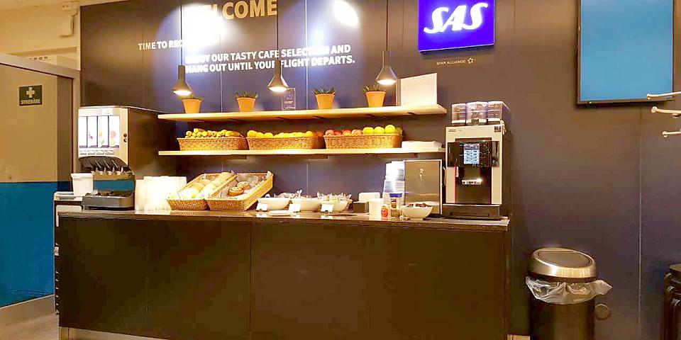 SAS Café Lounge (AES)
