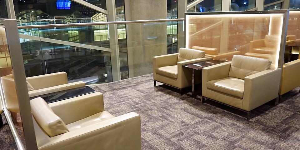 Royal Jordanian Crown Lounge (AMM)