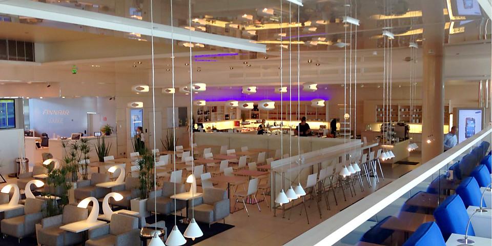 Finnair Lounge (HEL)