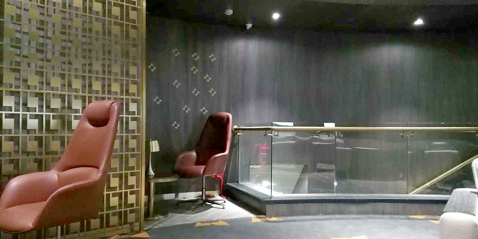 Bank Alfalah Premier Lounge (International) (KHI)