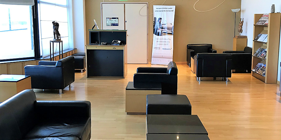 Aeropuertos VIP Club Lounge (BRC)